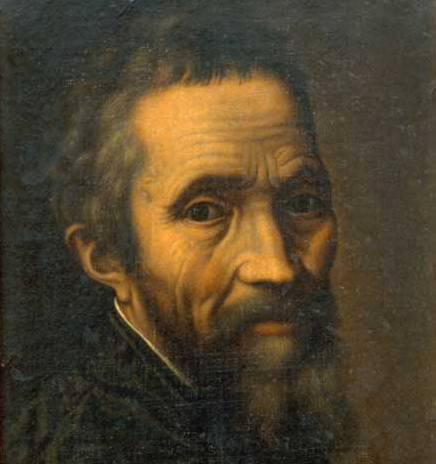 Michelangelo On Painting