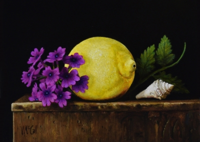 Verbena, Lemon and Shell